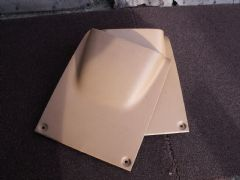 MAZDA MX5 EUNOS (MK1 1989 - 97) TAN LOWER STEERING COLUMN COVER